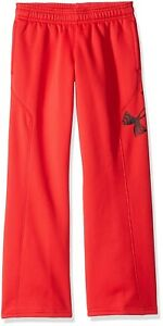 (Youth XS Red  Black) - Under Armour Boys' Fitness Hose Und Shorts Af Storm