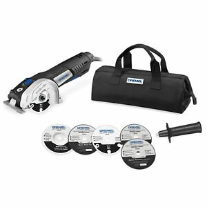 Dremel US40-03 Ultra-Saw Tool Kit with 5 Accessories and 1 Attachment FAST SHIP