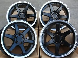 ALLOY WHEELS X 4 18