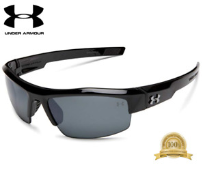 Under Armour Igniter Polarized Sunglasses Repels Water Anti Scratch Ultralight