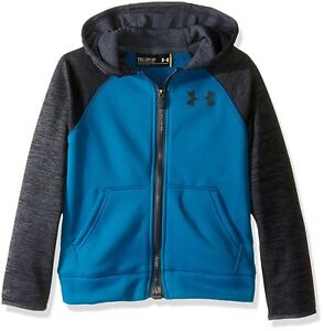 (Youth X-Large Ultra BlueGraphite) - Under Armour Boys' Storm Armour Fleece