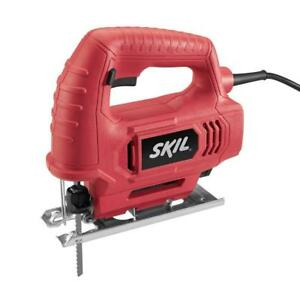 SKIL 4.5 Amp Variable Speed Jig Saw Corded Electric Power Tool Brand New $36.95