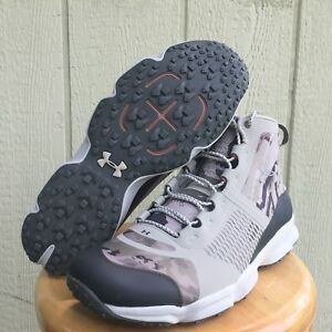 NEW Hiking Boots Under Armour Speedfit Camo Size 11 Mens [1257447-951]