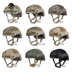 Military hunting helmet EMERSON Tactical ACH MICH 2001 Special Action Version