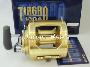 NEW SHIMANO TIAGRA 130A TI 130 A BIG GAME SALTWATER FISHING REEL *FAST DELIVERY*