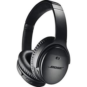 Bose QuietComfort 35 (Series II) Wireless Headphones Noise Cancelling with Alexa