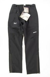 Under Armour Mens Storm Gore-Tex Paclite Pants - Tapered Leg - Small Mens Golf