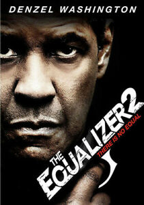 The Equalizer 2 New DVD Digital Copy $11.36