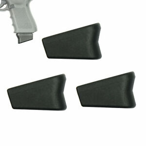 For Glock Magazine Extensions (+2) 9mm Mag Base 17 19 22 23 26 27 33 - 3 / 6 PCS