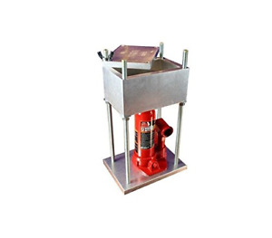 THE BRICK PRESS #1 Best Selling 4-Ton Pollen Press in the World - 8000 Lbs of