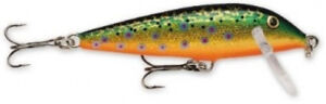 Rapala Countdown 11 Fishing lure 11cm  Brook Trout. Shipping Included