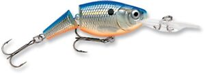 (Blue Shad) - Rapala Jointed Shad Rap 05 Fishing Lures. Free Delivery