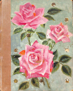 'The Book of Beauty' w/ Original 'Rosebud' Artwork by Cecil Beaton