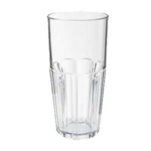 GET Bahama Rock 9922-1-CL Plastic Tumbler (1 case of 6 dozen)