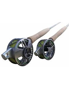 Waterworks-Lamson - Center Axis Fly Rod and Reel S