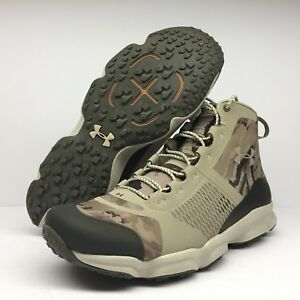 NEW Under Armour Speedfit Camo Hiking Boots Size 11 Mens [1257447-951]