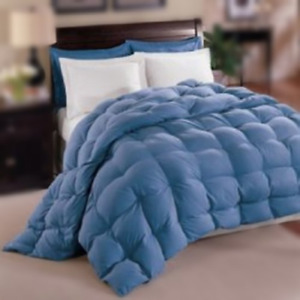 Natural Comfort Allergy-Shield s TM Luxurious Twin Down Alternative Comforter