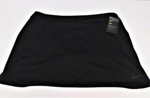 New Womens Nike DRY Dri Fit XL Polyester Spandex black slip on golf skorts