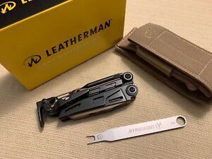 Leatherman MUT EOD Multi-Tool Complete! w Tan MOLLE Sheath 850032