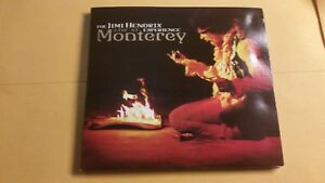 The Jimi Hendrix Experience - Live at Monterey CD Oct-2007 Excellent Condition
