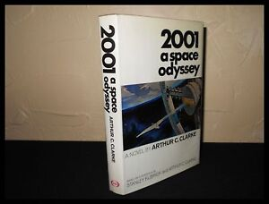 Arthur C. Clarke  2001 A Space Odyssey First Edition 1968