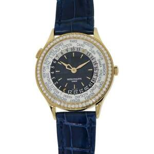 Patek Philippe World Time New York Limited Edition Watch 7130R-012
