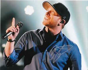 COLE SWINDELL STAR COUNTRY SINGER COLOR SIGNED 8x10 $49.99