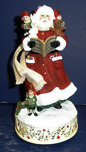 Pipka We Wish You A Merry Christmas Musical -New in Box- #11672- 2005