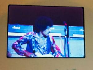 Jimi Hendrix Experience Slides from a Minneapolis Auditorium Concert 1968
