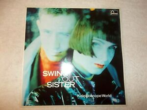 Vinyl 12 inch LP Record Album Swing Out Sister Kaleidoscope World 1989
