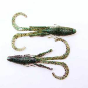Missile Baits D Stroyer 6 inch Soft Plastic Creature Bait Bass Fishing Lure
