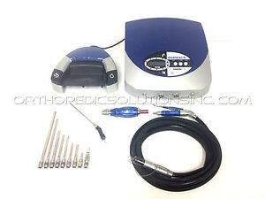 Anspach EMax 2 Electric Neurosurgery Drill Set *With Warranty*