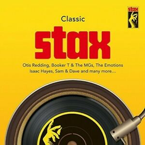 Various Artists - Classic Stax (3 Disc) CD NEW