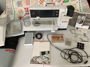 Bernina 830 SewingQuiltingEmbroidery Machine with BSR - 133 HRS