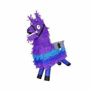LYTIO Loot Llama Pinata Perfect for Gaming Themed Parties Photo Prop Piñata...