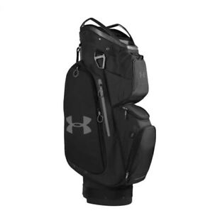 Brand New Under Armour Storm Armada Cart Bag magnetic closure & velcro for Glove