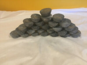 15lbs 5.4oz Lead ingots for bullet casting fishing sinkers hobby