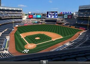 Yankees Tickets vs Red Sox - 4 Tickets - Wed April 17; JIM BEAM SUITE!