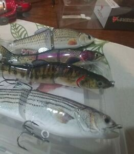 Fishing lures lot For Freshwater And Ocean Fishing