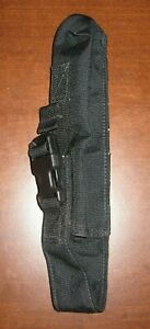 Eagle Industries pop flare down pouch molle black single signal pocket
