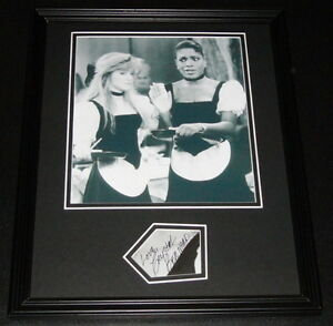 Crystal Bernard Signed Framed 11x14 Photo Display It#x27;s a Living Wings $74.99