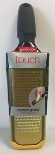 Good Cook Touch Stainless Steel Medium Grater #20425 Free Shipping
