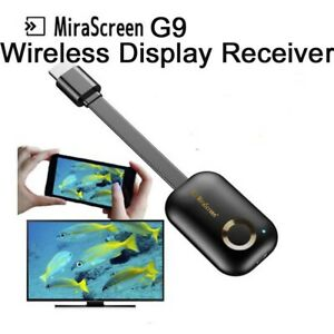 Mirascreen G9 Wireless Display Dongle Mirroring Miracast Airplay DLNA Receiver