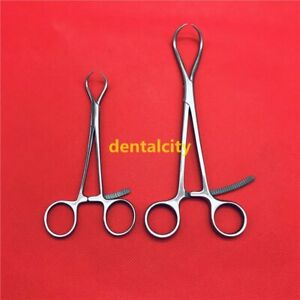 Stainless steel pointed Reduction Forceps Bone Forceps orthopedics Instruments