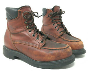 Redwing Boots Mens 6.5 D Boots Leather 202 22555