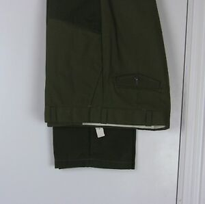 Vintage Rattler Hunting Pants 40 x 31 green New with Tags