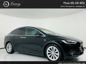 2017 Tesla Model X 75D AWD SUV 480.418.6160 All Wheel Drive*Forward And Rear Collision Warning