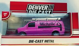 Menards ~ Michelle's ~ Home Improvement ~ Denver Die Cast ~ Metal ~ Van