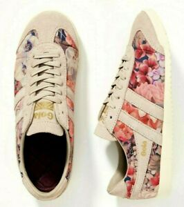GOLA Bullet Liberty PJ Sneakers Blossom Floral Trainers Anthropologie Size 9 NIB