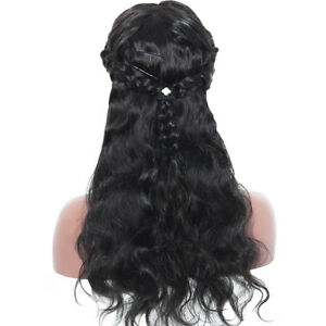 1 Pc Long Curly Hair Wig Fashion Elastic Net Wig Cover Curl Wig for Women Ladies